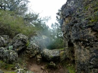 Ciudad Encantada de Tamajón; Almiruete;Retiendas;senderismo sierra norte madrid excursiones viajes